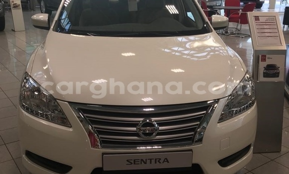 Buy New Nissan Sentra White Car in Accra in Greater Accra