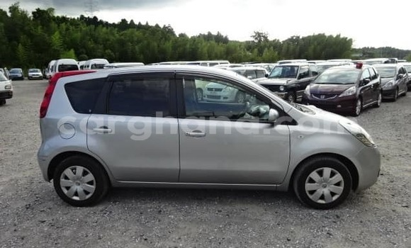 Buy Used Nissan Note Silver Car in Accra in Greater Accra
