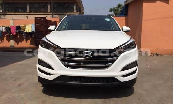 Buy Used Hyundai Santa Fe White Car in Accra in Greater Accra
