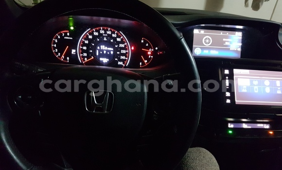 Buy Used Honda Accord Red Car in Tema in Greater Accra