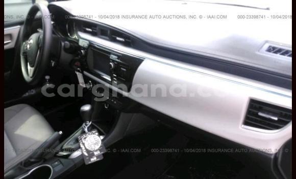 Buy Used Toyota Corolla Black Car in Tema in Greater Accra