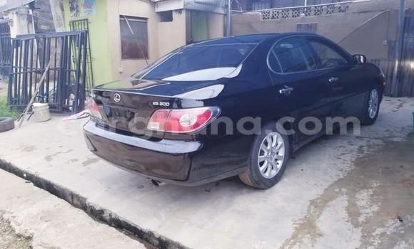 Buy Used Lexus ES Black Car in Sekondi–Takoradi Metropolitan in Western