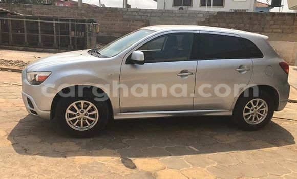 Buy Used Mitsubishi Outlander Silver Car in Accra in Greater Accra