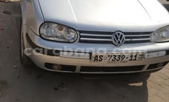 Buy Used Volkswagen Golf Silver Car in Kumasi in Ashanti