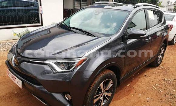 Buy Used Toyota RAV 4 Black Car in Accra in Greater Accra