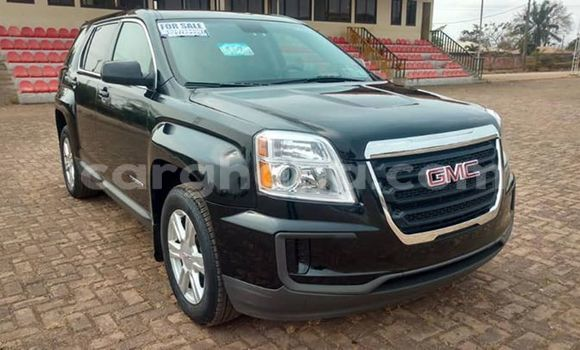 Buy Used GMC Terrain Black Car in Accra in Greater Accra