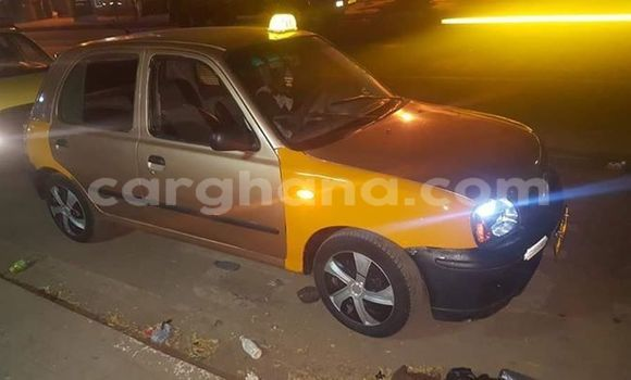 Buy Used Nissan Micra Brown Car in Accra in Greater Accra