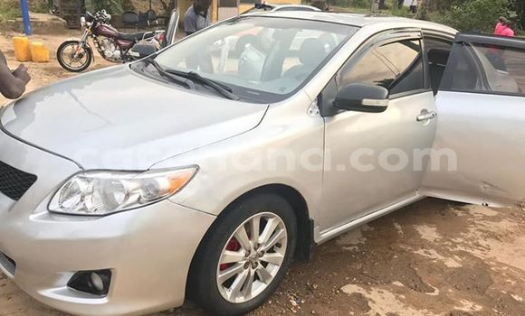 Buy Used Toyota Corolla Silver Car in Koforidua in Eastern