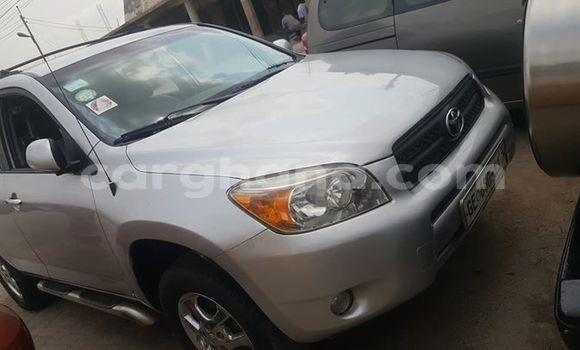 Buy Used Toyota RAV 4 Silver Car in Accra in Greater Accra