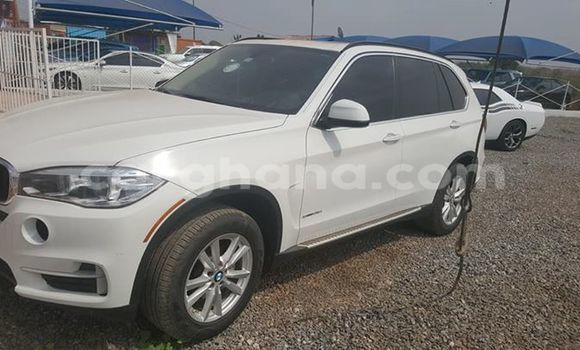 Buy Used BMW X5 White Car in Accra in Greater Accra