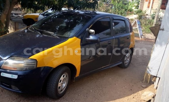 Buy Used Chevrolet Kalos Black Car in Accra in Greater Accra