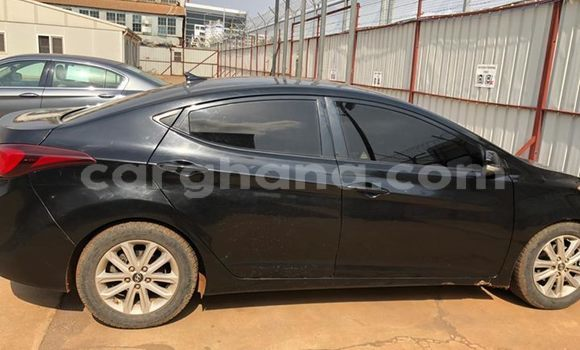 Buy Used Hyundai Elantra Black Car in Accra in Greater Accra