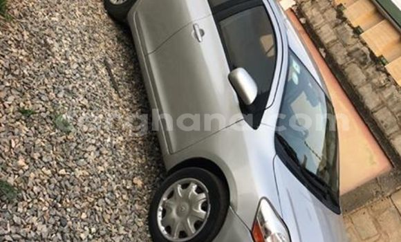 Buy Used Toyota Yaris Silver Car in Accra in Greater Accra