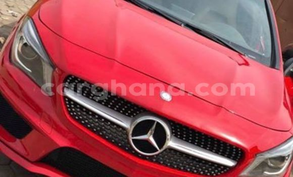 Buy Used Mercedes Benz CL–Class Red Car in Accra in Greater Accra