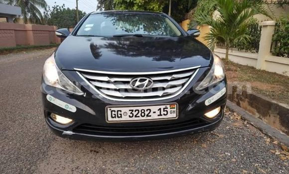 Buy Used Hyundai Sonata Black Car in Accra in Greater Accra