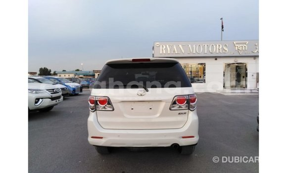 Buy Imported Toyota Fortuner White Car in Fomena in Ashanti
