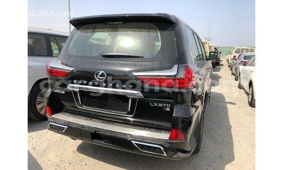 Buy Imported Lexus LX Black Car in Fomena in Ashanti