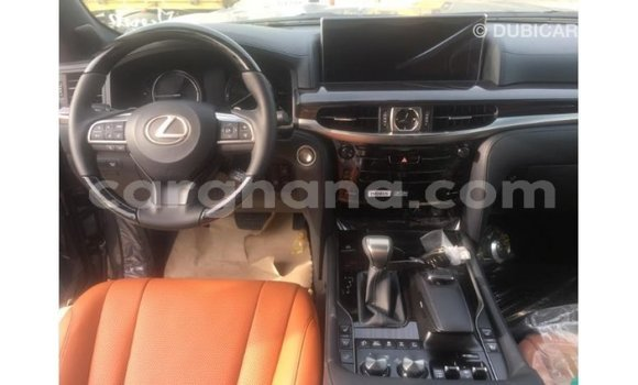 Buy Import Lexus LX Blue Car in Import - Dubai in Ashanti