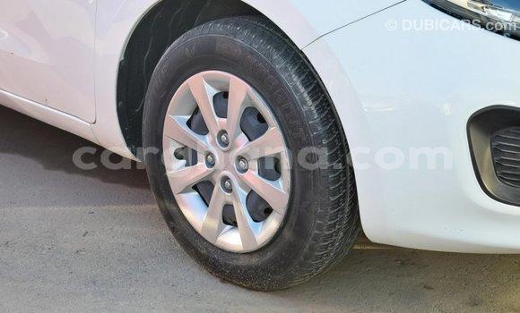 Buy Imported Kia Rio White Car in Fomena in Ashanti