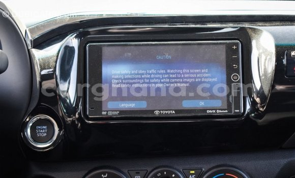 Buy Import Toyota Hilux Green Car in Import - Dubai in Ashanti