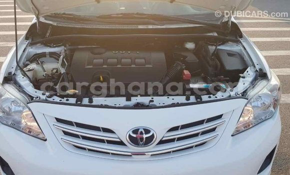 Buy Import Toyota Corolla White Car in Import - Dubai in Ashanti