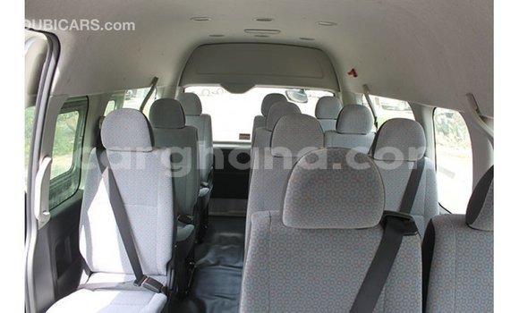 Buy Imported Toyota Hiace White Car in Fomena in Ashanti