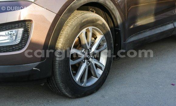 Buy Import Hyundai Santa Fe Brown Car in Import - Dubai in Ashanti