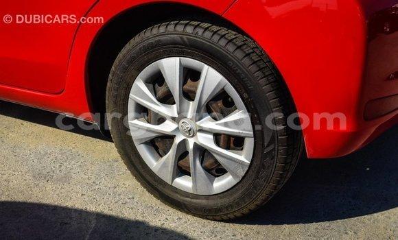Buy Import Toyota Yaris Red Car in Import - Dubai in Ashanti
