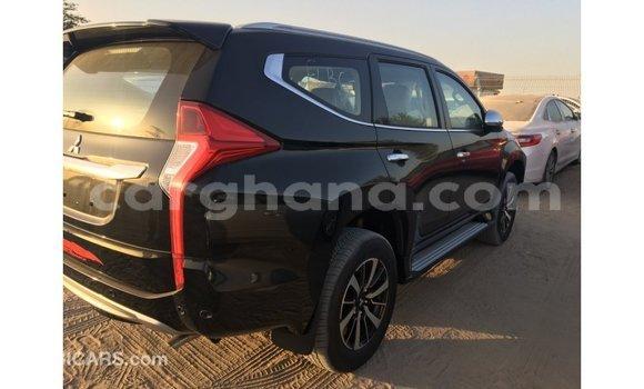 Buy Import Mitsubishi Montero Black Car in Import - Dubai in Ashanti