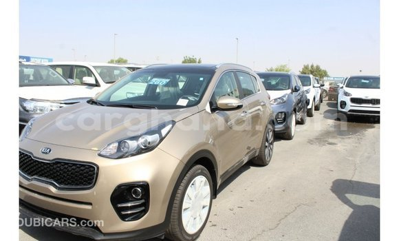 Buy Import Kia Sportage Black Car in Import - Dubai in Ashanti