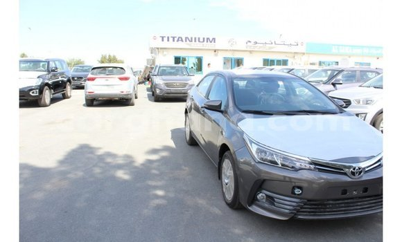 Buy Import Toyota Corolla Brown Car in Import - Dubai in Ashanti