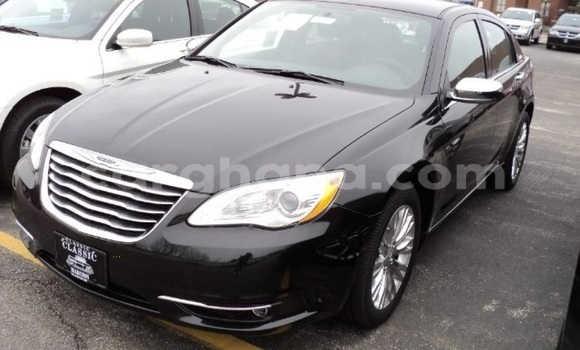 Buy Used Chrysler 200 Black Car in Koforidua in Eastern