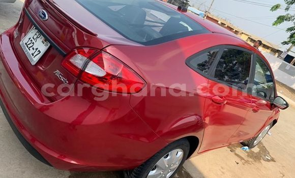 Buy Used Ford Fiesta Red Car in Accra in Greater Accra