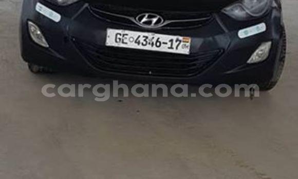Buy Used Hyundai Elantra Black Car in Accra in Greater Accra