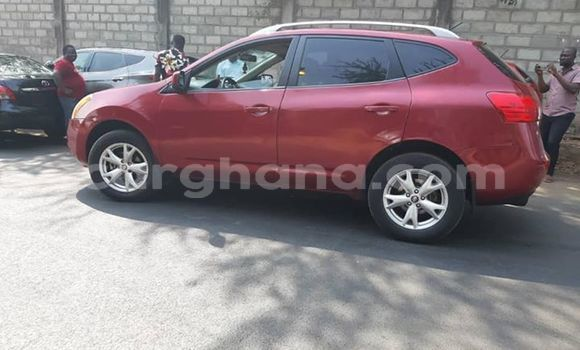 Buy Used Nissan Rogue Red Car in Accra in Greater Accra
