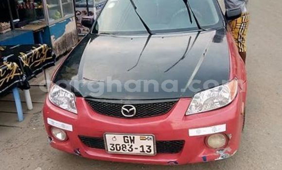 Buy Used Mazda Protege Red Car in Accra in Greater Accra