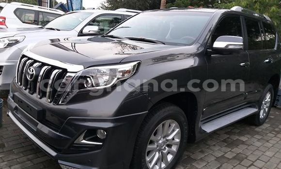 Buy Used Toyota Land Cruiser Prado Black Car in Accra in Greater Accra