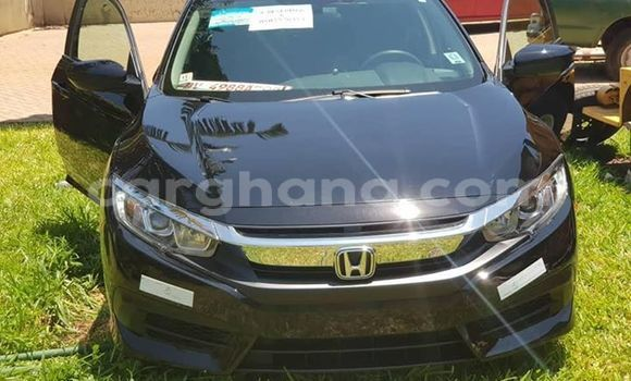 Buy Used Honda Civic Black Car in Accra in Greater Accra