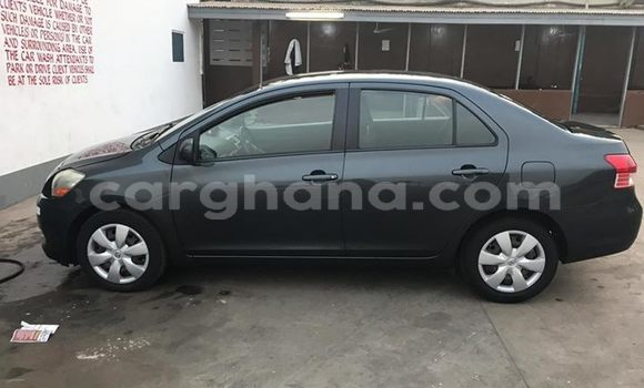 Buy Used Toyota Yaris Black Car in Accra in Greater Accra