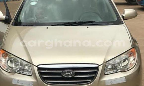 Buy Used Hyundai Elantra Beige Car in Accra in Greater Accra