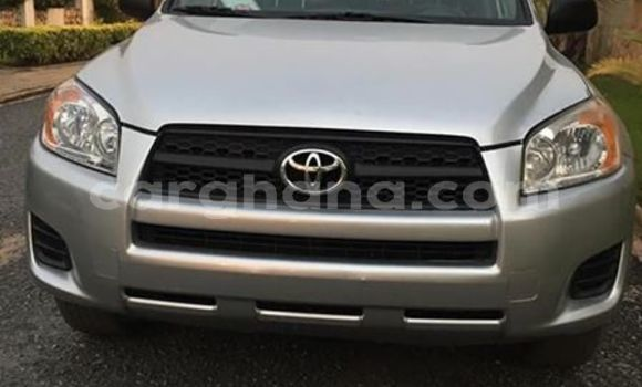Buy Used Toyota RAV4 Silver Car in Accra in Greater Accra