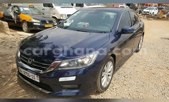 Buy Used Honda Accord Blue Car in Accra in Greater Accra