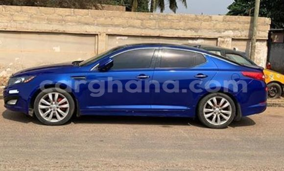 Buy Used Kia Optima Blue Car in Accra in Greater Accra