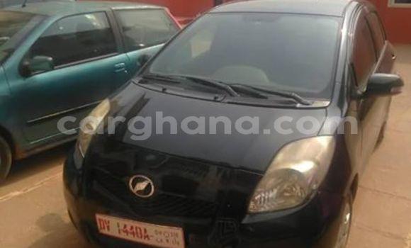 Buy Used Toyota Vitz Black Car in Tema in Greater Accra
