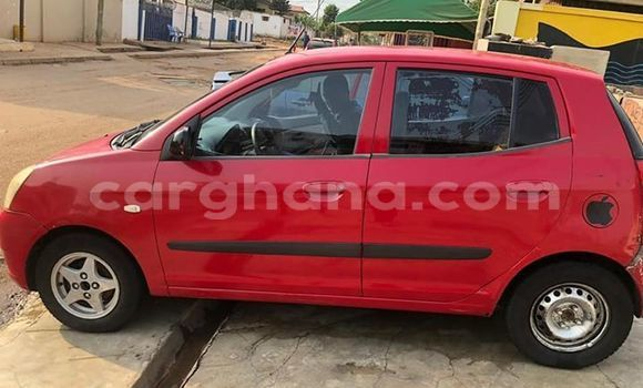 Buy Used Kia Picanto Red Car in Accra in Greater Accra
