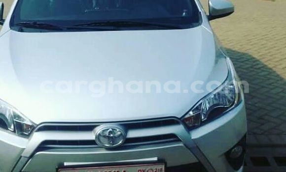 Buy New Toyota Yaris Silver Car in Accra in Greater Accra