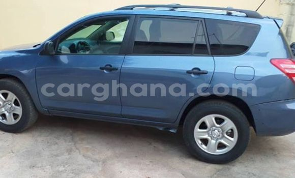 Buy Used Toyota RAV4 Blue Car in Accra in Greater Accra