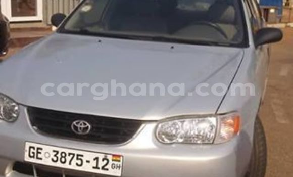 Buy Used Toyota Corolla Silver Car in Accra in Greater Accra