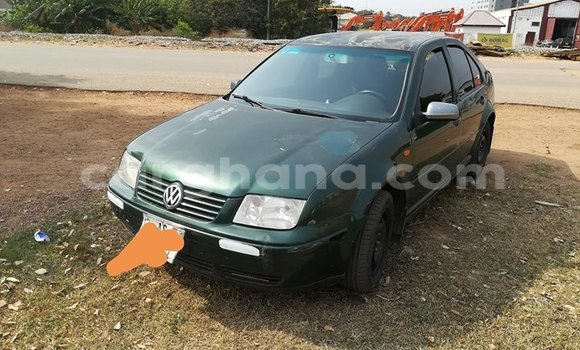Buy Used Volkswagen Jetta Green Car in Accra in Greater Accra
