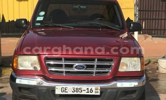 Buy Used Ford Ranger Red Car in Accra in Greater Accra